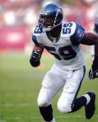 Julian Peterson G1 Limited Stock Rare Seahawks 8X10 Photo