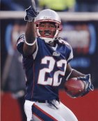 Asante Samuel G1 Limited Stock Rare Patriots 8X10 Photo