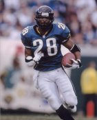 Fred Taylor G1 Limited Stock Rare Jaguars 8X10 Photo