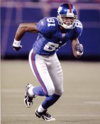 Amani Toomer G1 Limited Stock Rare Giants 8X10 Photo