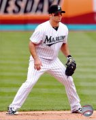 Dan Uggla LIMITED STOCK Florida Marlins 8X10 Photo