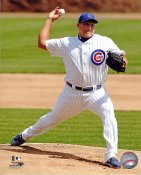 Carlos Zambrano LIMITED STOCK Chicago Cubs 8X10 Photo