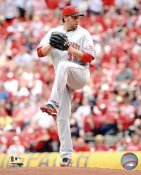 Aaron Harang LIMITED STOCK Cincinnati Reds 8X10 Photo