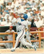 Howard Johnson 1989 All-Star Game G1 Limited Stock Rare Mets 8X10 Photo