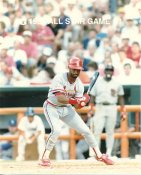 Ozzie Smith 1989 All-Star Game G1 Limited Stock Rare Cardinals 8X10 Photo