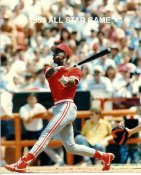 Eric Davis 1989 All-Star Game G1 Limited Stock Rare Reds 8X10 Photo