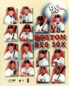 Boston Red Sox 1998 Team G1 Limited Stock Rare 8X10 Photo