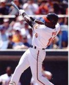 Felix Pie Baltimore Orioles 8X10 Photo