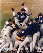 Yankees New York 1998 World Series Champions G1 Limited Stock Rare 8X10 Photo