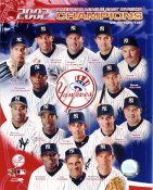 Yankees New York 2002 AL East Division Champions G1 Limited Stock Rare 8X10 Photo