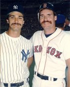 Don Mattingly & Wade Boggs G1 Limited Stock Rare Yankees 8X10 Photo