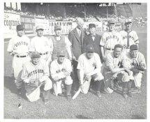 Babe Ruth, Honus Wagner, Sam West Browns?, Connie Mack? & Heine Manush? G1 Limited Stock Rare Yankees 8X10 Photo