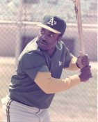Joe Morgan G1 Limited Stock Rare Athletics 8X10 Photo