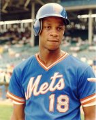 Darryl Strawberry G1 Limited Stock Rare Mets 8X10 Photo