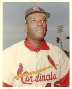 Bob Gibson G1 Limited Stock Rare St. Louis Cardinals 8X10 Photo with white border