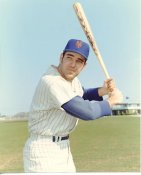 Ed Kranepool G1 Limited Stock Rare NY Mets 8X10 Photo
