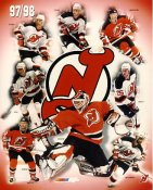 Scott Niedermayer, Martin Brodeur, Jason Arnott, Dave Andreychuk G1 LIMITED STOCK RARE Devils 8X10 Photo