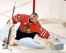 Antti Niemi Game 1 Stanley Cup Finals 2010 Chicago Blackhawks 8x10 Photo