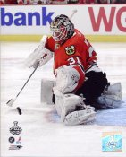 Antti Niemi Game 2 Stanley Cup Finals 2010 Chicago Blackhawks 8x10 Photo