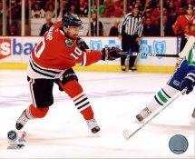 Patrick Sharp LIMITED STOCK Chicago Blackhawks 8x10 Photo