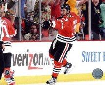 Dustin Byfuglien Chicago Blackhawks 8x10 Photo