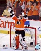 Michael Leighton 2009-2010 Playoffs Philadelphia Flyers 8x10 Photo