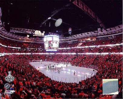 N2 United Center 2010 Stanley Cup Finals Game 2 Chicago 8x10 Photo