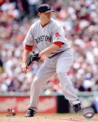 John Lackey LIMITED STOCK Boston Red Sox 8X10 Photo