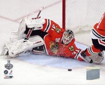 Antti Niemi 2010 Stanley Cup Finals Game 5 Chicago Blackhawks 8x10 Photo