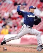 Trevor Hoffman LIMITED STOCK Milwaukee Brewers 8x10 Photo