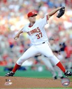 Stephen Strasburg 1st MLB Game 2010 LIMITED STOCK Washington Nationals 8X10 Photo