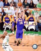 Pau Gasol 2010 Finals Game 3 Los Angeles Lakers 8x10 Photo LIMITED STOCK