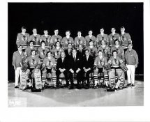 Chicago 1973 BlackHawks Original Team Limited & Rare 8X10 Photo