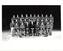 Chicago 1970's BlackHawks Original Team Limited & Rare 8X10 Photo
