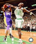 Kevin Garnett Game 5 Finals 2010 Celtics 8X10 Photo LIMITED STOCK
