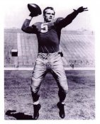 Paul Hornung Notre Dame 8X10 Photo