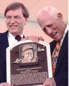 Sparky Anderson G1 Limited Stock Rare Reds & Tigers 8X10 Photo