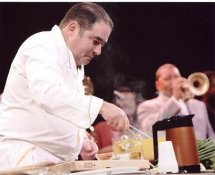 Emeril Lagasse G1 Limited Stock Rare 8X10 Photo