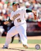 Ben Sheets Oakland Athletics 8x10 Photo