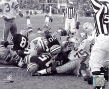 Bart Starr 1967 Ice Bowl Touchdown Green Bay Packers 8X10 Photo