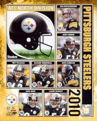 Steelers 2010 Pittsburgh LIMITED STOCK 8x10 Photo