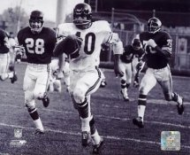 Gale Sayers Chicago Bears SATIN 8X10 Photo