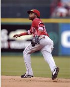 Erick Aybar Anaheim Angels 8X10 Photo