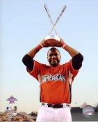 David Ortiz 2010 HomeRun Derby Champion W/ Trophy LIMITED STOCK Boston Red Sox 8x10 Photo