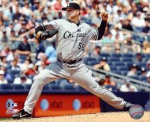 Mark Buehrle LIMITED STOCK Chicago White Sox 8X10 Photo