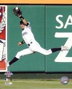 Ichiro Suzuki 2010 All Star Game Catch Seattle Mariners 8X10 Photo