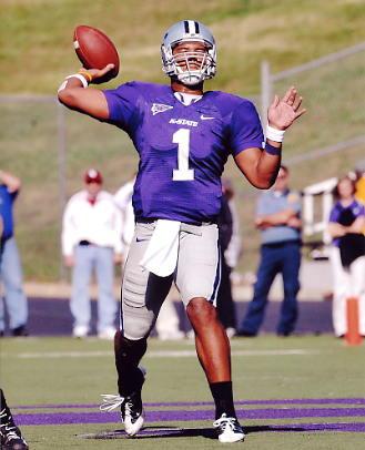 Josh Freeman G1 Limited Stock Rare Kansas State Wildcats 8X10 Photo