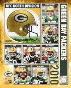 Packers 2010 Green Bay Team 8X10 Photo