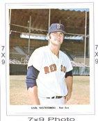 Carl Yastrzemski Red Sox 7x9 Original 1960-1970 Souvenir Photo 7X9 Photo