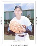 Martin Pattin Red Sox 7x9 Original 1960-1970 Souvenir Photo 7X9 Photo